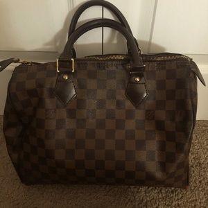 Louis Vuitton carry bag